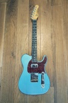 G&L Tribute Asat Classic Bluesboy, Lake Placid Blue