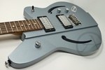 Reverend Airsonic RA, Metallic Silver Freeze