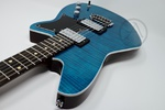 Reverend Kingbolt RA, Turquoise Flame Maple