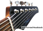Suhr Painted Headstock