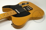 Nash Guitars Nashguitars T-52, Butterscotch Blonde, Light Aging