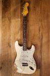 Nash Guitars Nashguitars S-63, Olympic White, Heavy Aging