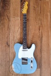 Nash Guitars Nashguitars T-63, Ice Blue, Medium Aging