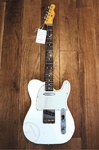 Nash Guitars Nashguitars T-63, Olympic White, Light Aging