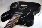 Nash Guitars Nashguitars T-63, Black, Light Aging