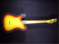 Nash Guitars Nashguitars TC-63, 3-Tone Sunburst, Light Aging