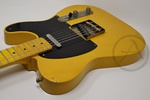 Nashguitars T-52, Butterscotch Blonde, Light Aging
