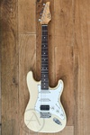 Suhr Classic S, Vintage Yellow