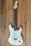 Nashguitars S-63, Olympic White, Extra Light Aging